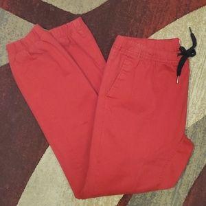 WT02 mens jogger pants